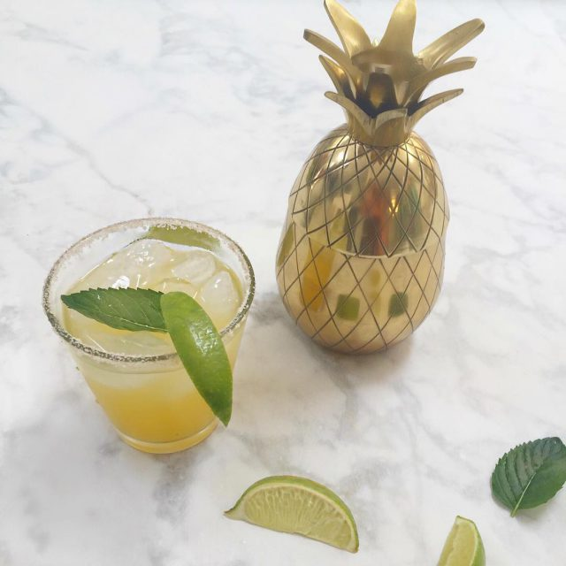 Because its Friday thats all Mommy margarita recipe on thehellip